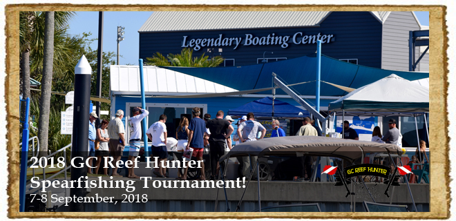 Destin Florida Spear Fishing Tournament