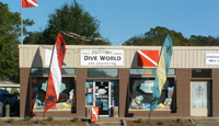 Discovery Dive World Exterior pic
