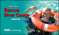 PADI Rescue eLearning Course