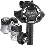 Mares Loop Regulator Set