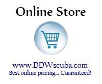 Online store ProDiveScuba.com