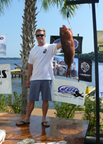 Dave's Grouper weigh-in