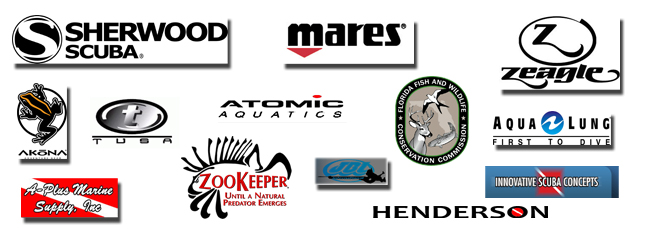 Sponsor Logos Destin Spearfishing Tournament